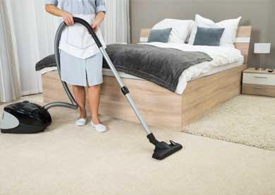 limpeza hotéis