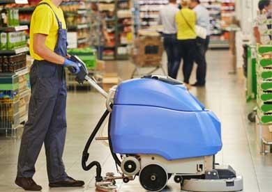 limpeza lojas áreas comerciais