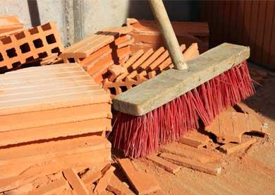 limpeza pós obras