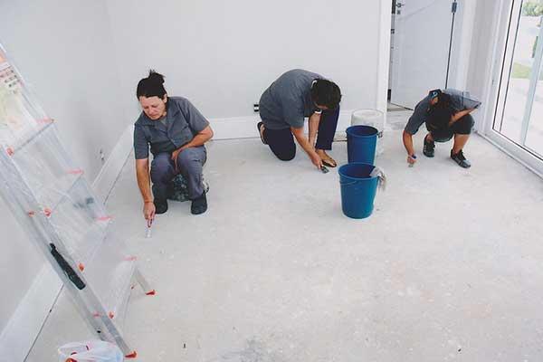 dicas limpeza pós obras